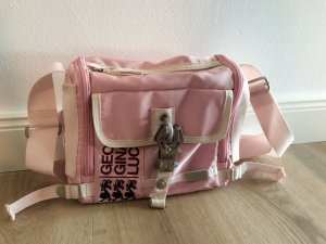 George, Gina & Lucy Tasche in rosa