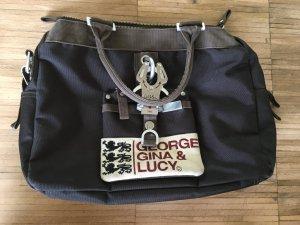 George, Gina & Lucy Tasche Miss Perfect braun