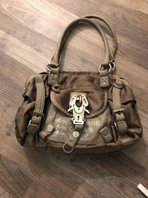 George Gina & Lucy Carry Bag oatmeal-light brown