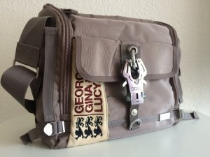 George Gina & Lucy Crossbody bag grey brown