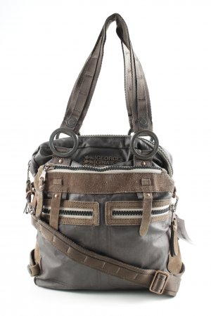 George Gina & Lucy Tote bruin casual uitstraling