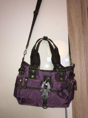 George Gina & Lucy Crossbody bag lilac-khaki