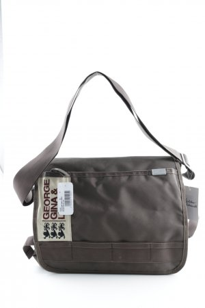 George Gina & Lucy Crossbody bag grey brown-brown casual look