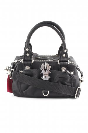 George Gina & Lucy Crossbody bag black-silver-colored casual look