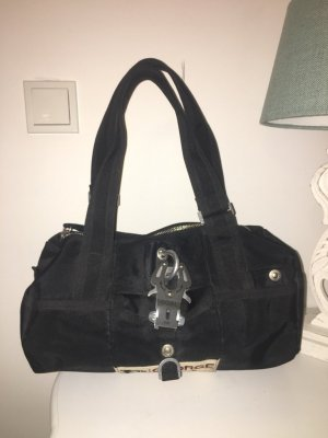 George Gina & Lucy Shoulder Bag black nylon