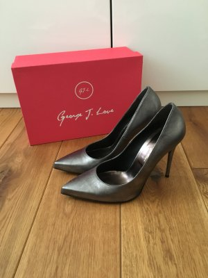 George J. Love - Metallische Pumps