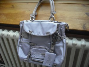 George Gina & Lucy Bag mauve polyester