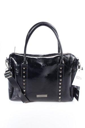 Georges Rech Handtasche schwarz Street-Fashion-Look