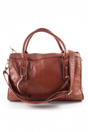 Georges Rech Carry Bag cognac-coloured casual look