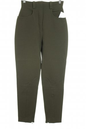 Georges Rech Riding Trousers olive green rider style