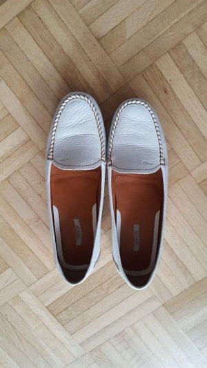 Geox Sneaker slip-on bianco