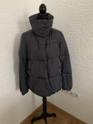 Geox Down Jacket dark grey-grey