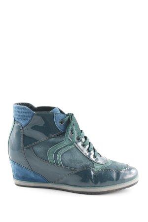Geox Absatz Sneaker mehrfarbig sportlicher Stil