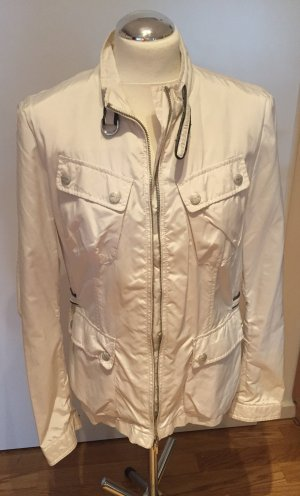 Geox Respira Outdoor Jacket white-silver-colored
