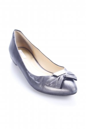 Geox Ballerinas grauviolett Casual-Look