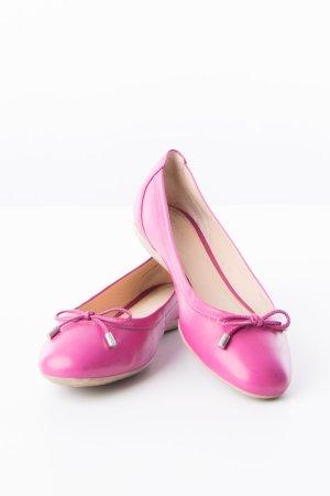 GEOX - Ballerinas Leder Pink