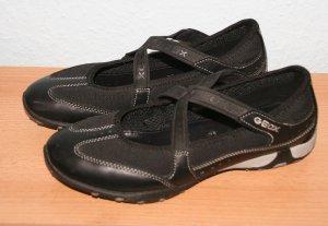 Geox Ballerinas schwarz Gr. 38