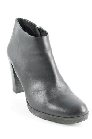 Geox Booties schwarz klassischer Stil