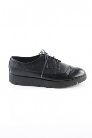 Geox Wingtip Shoes black business style