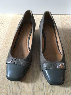 Geox Business Schuhe in grau