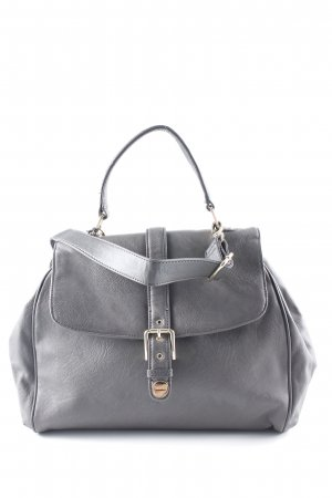 Geox Carry Bag grey-gold-colored simple style