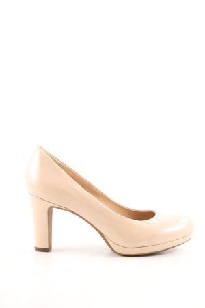 Geox High Heels nude Business-Look