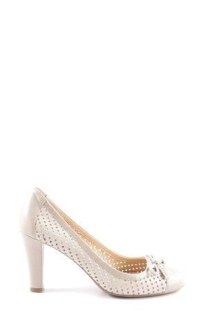 Geox High Heels creme Business Look