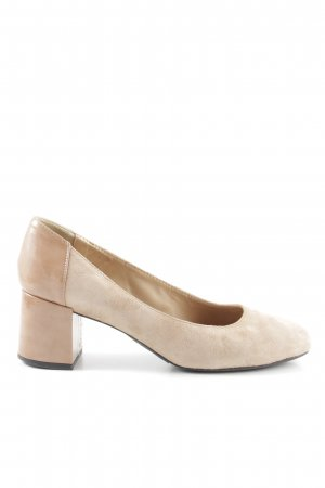 Geox High Heels nude Casual-Look