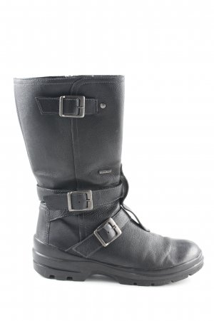 Geox Short Boots black casual look