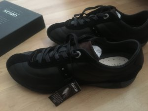 Geox Leder Lederschuhe Sneaker 40 (NEU mit Etikett)