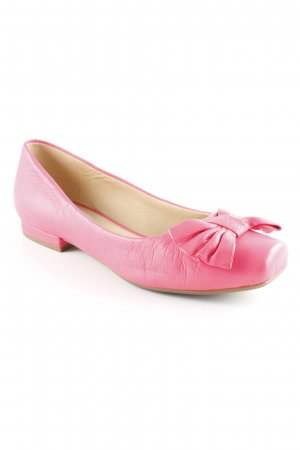 Geox Mary Jane Ballerinas pink Romantik-Look
