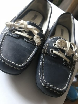 Geox Moccassins in blau