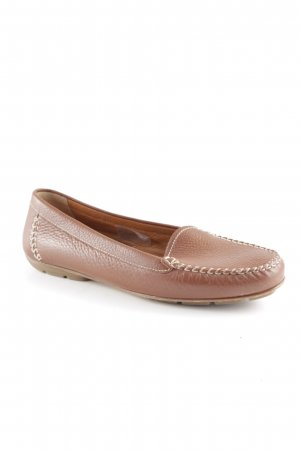 Geox Moccasins brown classic style