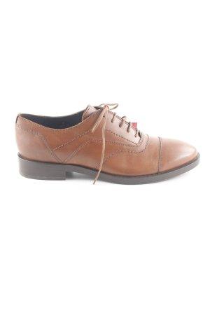 Geox Zapatos estilo Oxford color bronce estilo «business»