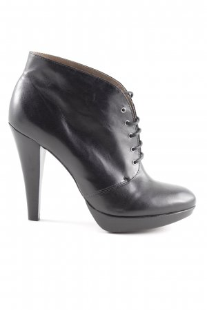 Geox Plateau-Pumps schwarz Paris-Look