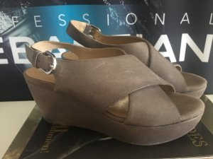 Geox Respira Sandalias cómodas taupe-marrón grisáceo