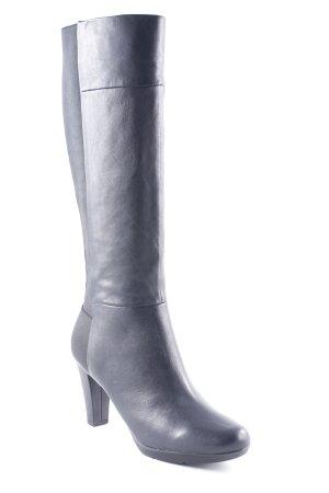Geox Respira Absatz Stiefel schwarz klassischer Stil