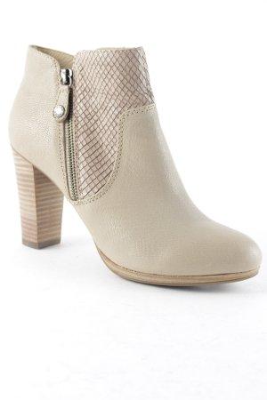 Geox Respira Ankle Boots beige-sand brown elegant