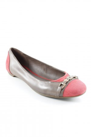 Geox Respira Foldable Ballet Flats multicolored classic style