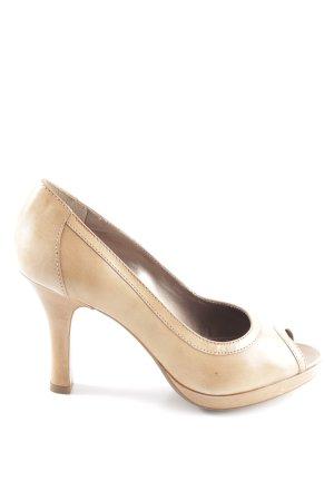Geox Respira High Heels creme Casual Look
