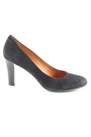 Geox Respira High Heels schwarz klassischer Stil