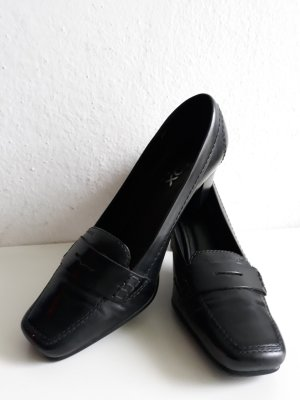 Geox Respira Loafer nero
