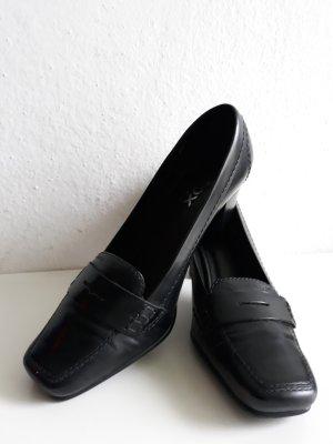 Geox Respira Loafers zwart