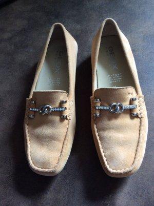 Geox Respira Slip In Schuhe Gr 36 - neuwertig