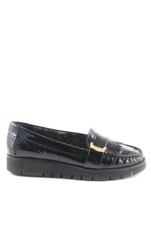 Geox Respira Babouche noir style mode des rues