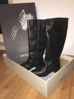 Geox Respira Winter Boots black