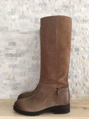 Geox Respira Stiefel Boots Gr. 39,5 braun