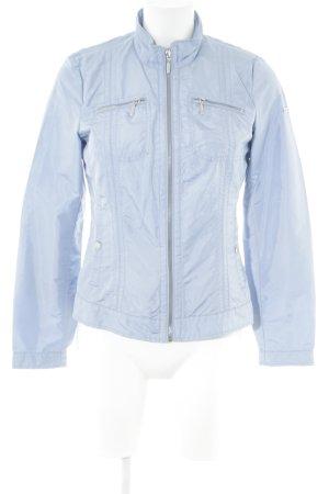 Geox Respira Übergangsjacke blau Casual-Look
