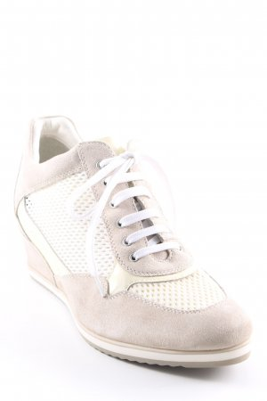 Geox Respira Wedge Sneaker mehrfarbig Casual-Look