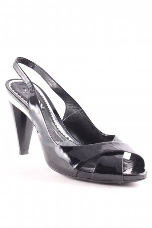 Geox High-Heeled Sandals black casual look